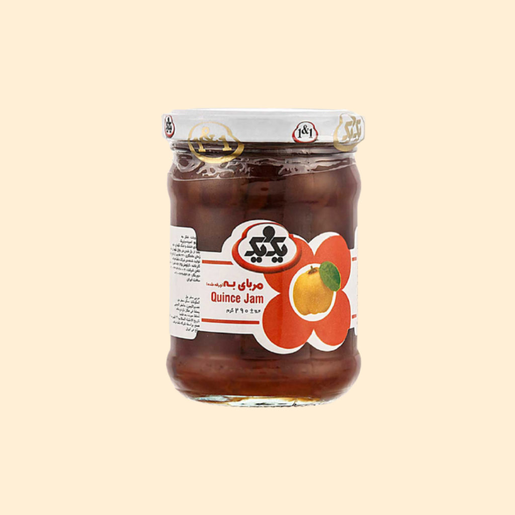 Quince jam 1&1